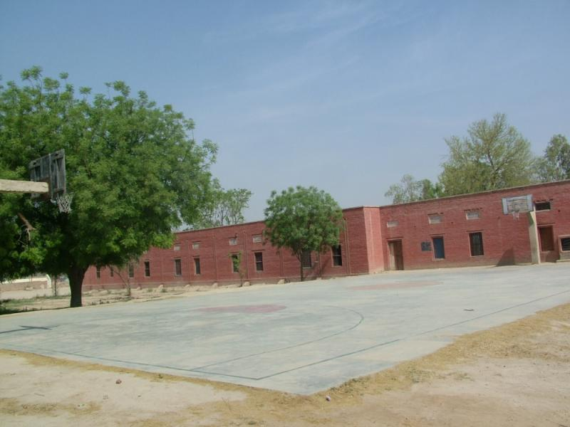 Basketball Ground