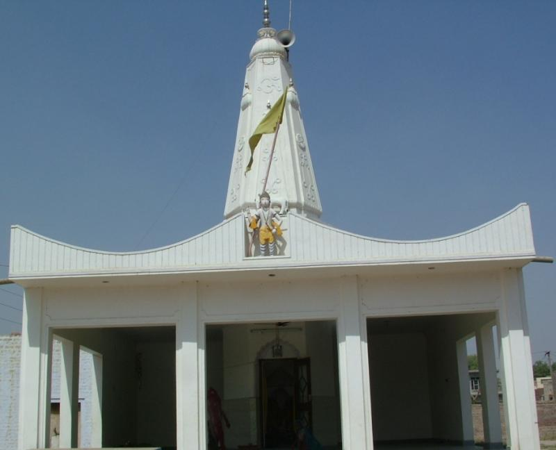 God Krishna Temple