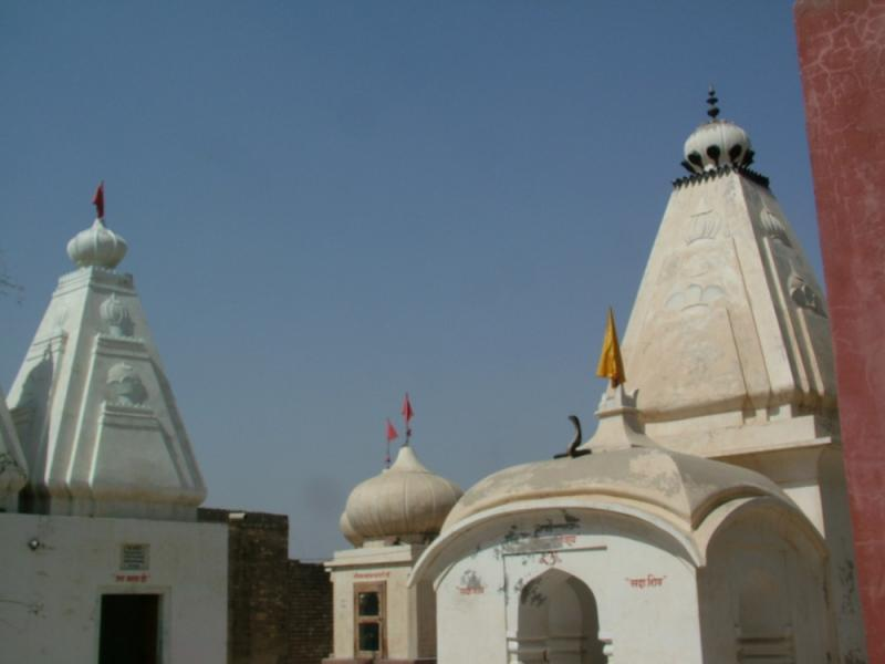 God Shiv Temple