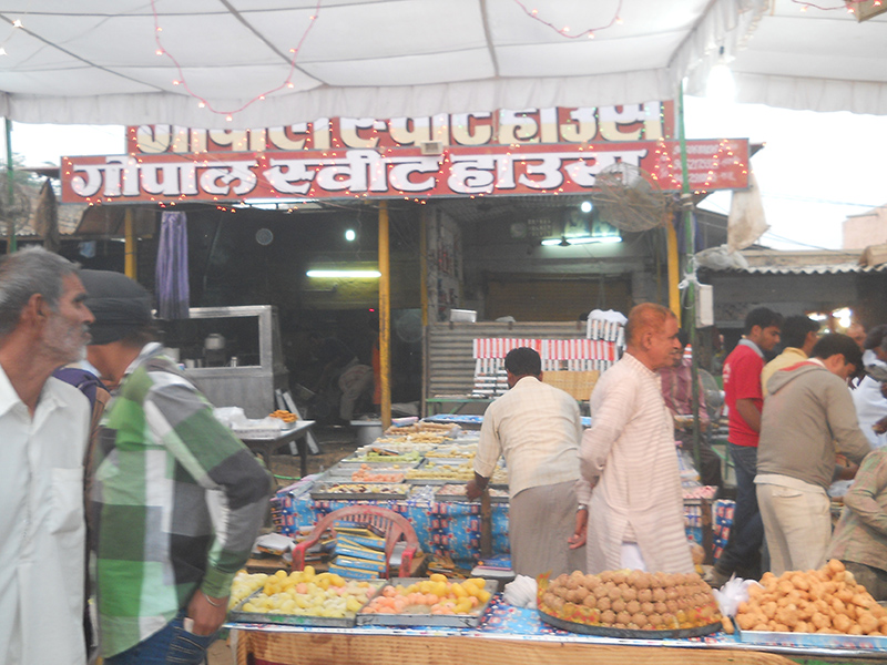 Sweets Market ( Gopal Sweet house )